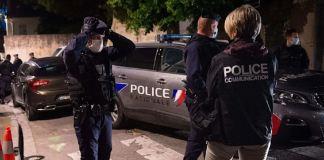 Policier tué à Avignon le tireur toujours pas identifié