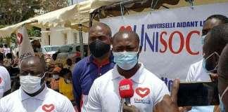 UniSocial - Don de sang du 08 mai 2021, plus de 420 donneurs36