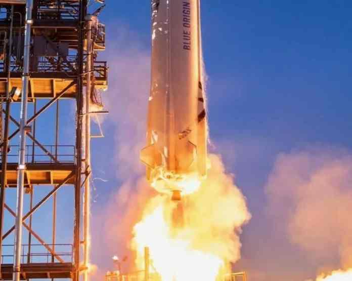 28 millions de dollars pour un vol dans l'espace avec Jeff Bezos2