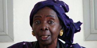 Aminata-Sow-Fall www.kafunel.com Romancière octogénaire Aminata Sow Fall, une carrière en majuscule