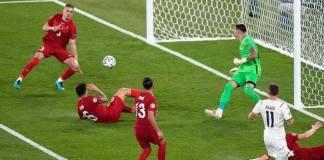 Euro 2021 www.kafunel.com L'Italie réussit son entame en battant la Turquie par 3 buts à 0
