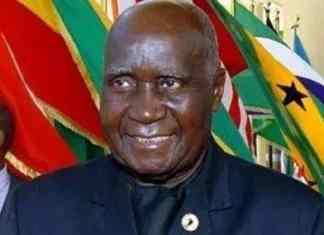 Kenneth-Kaunda-93-ans-Zambie