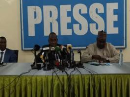 Mali – Transition www.kafunel.com le Premier ministre Choguel Maiga fait le point face à la Presse