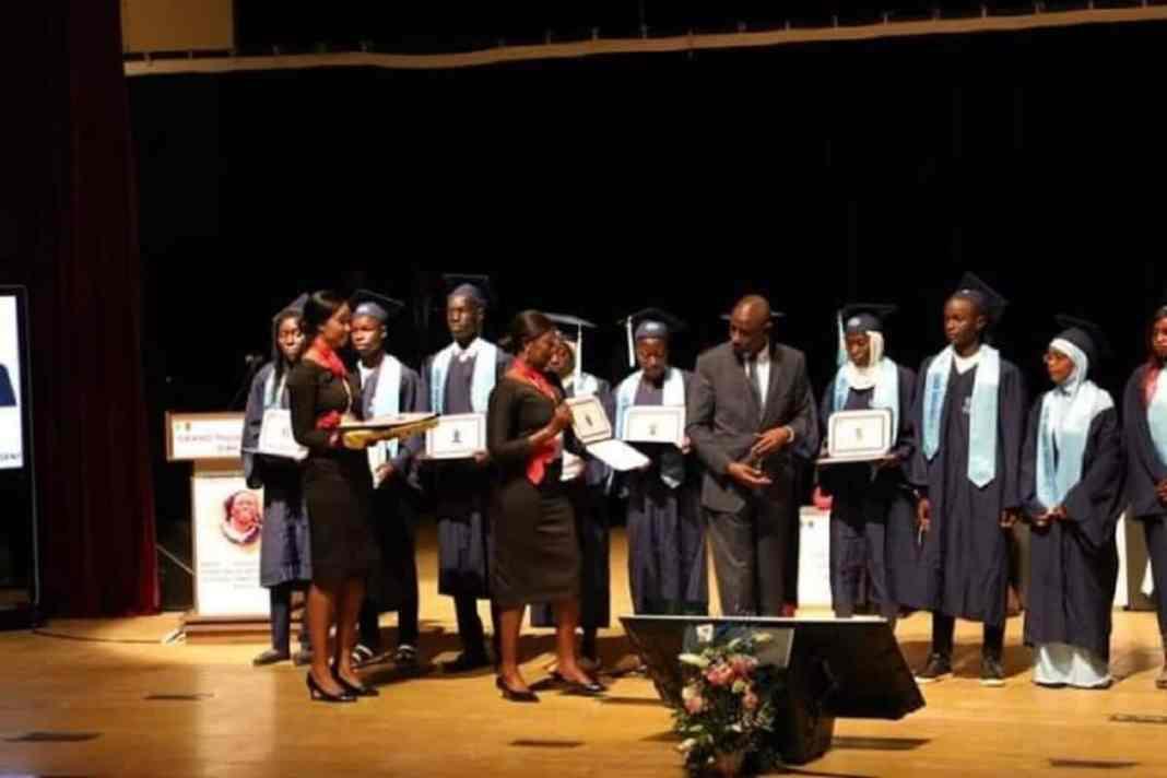 Ndeye Awa Sarr, meilleure élève du Sénégal selon le Concours général