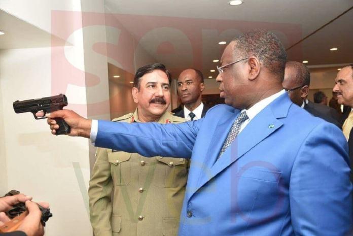 Presidence d sénéngal www.kafunel.com Communiqué du conseil des ministres 5