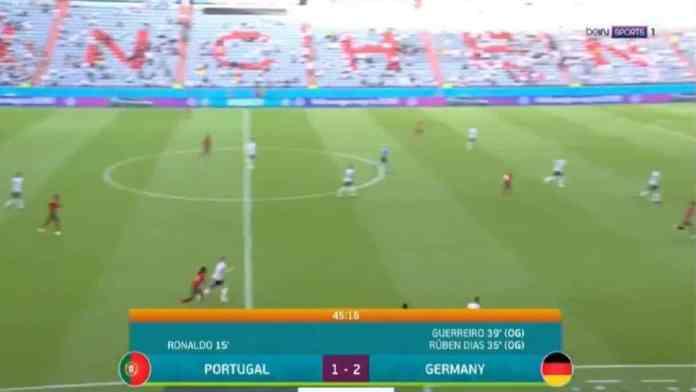 Regardez le Portugal et l'Allemagne en direct aujourd'hui le 19-06-20_ - www.kafunel.com Capture 052