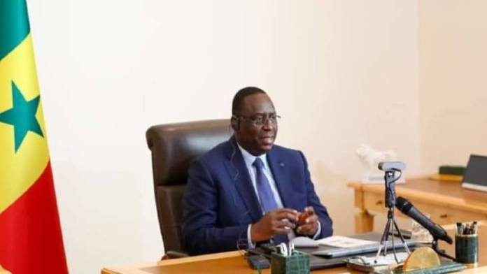 présidence de l'union africaine - macky sall
