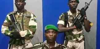 Coup d'État manqué au Gabon de 2019 www.kafunel.com Les auteurs édifiés sur leur sort
