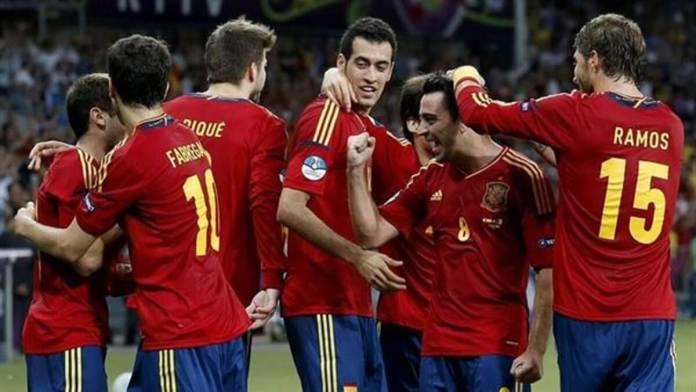 Espagne vainqueur EUro 2012