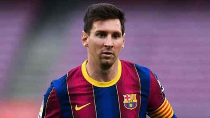 La décision forte des joueurs sur Messi
