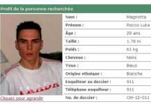 Luka Rocco Magnotta, 32 ans, le tueur au pic à glace