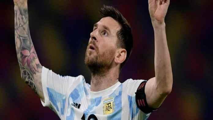 Messi brille, l'Argentine déroule