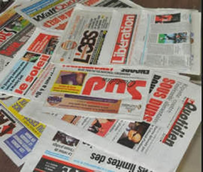 Revue de presse du 1er juillet 2021www.kafunel.com Politique, économie et société à la Une