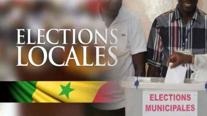 élections locales 2022 au Sénégal