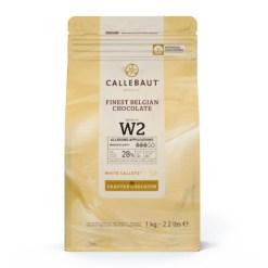 Callebaut hvid chokolade - CB424706