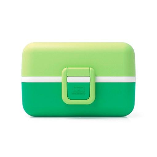 Monbento Tresor Grøn - Madkasse til børn