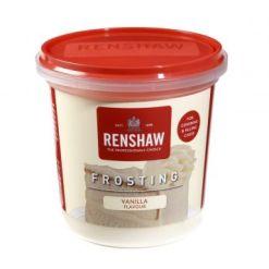 Renshaw Frosting Vanilje 400g - Klar til brug