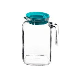 Frigoverre Glaskande med låg, 2 liter