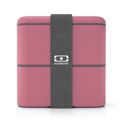 Monbento madkasse - MB Square pink Blush