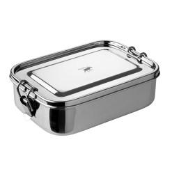 Pulito madkasse - PureLunchBox Airtight Stor i rustfrit stål