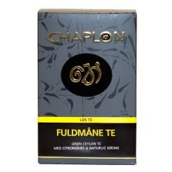 Chaplon Fuldmåne Grøn Te Refill – 100 gram