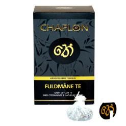Chaplon Fuldmåne Grøn Te Breve - 15 stk.