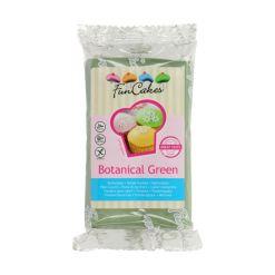 Fondant Botanisk Grøn 250g – FunCakes