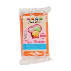 Fondant Tiger Orange 250g – FunCakes