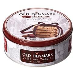 Old Denmark Milk & Dark Chocolate Cookie