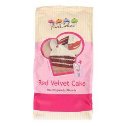 Red Velvet bagemix / kagemix 1kg - FunCakes