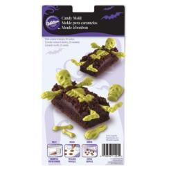 Chokoladeform – Skelet, Wilton