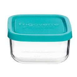 Glasskål med låg til madopbevaring - 10x10 cm - 250 ml, Frigoverre