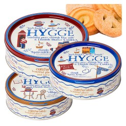 Hygge Småkagedåse - 340 gram