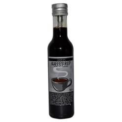 Kaffesirup Lakrids 250ml - Ruds køkken