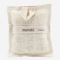 Meraki Badehandske, Herbs