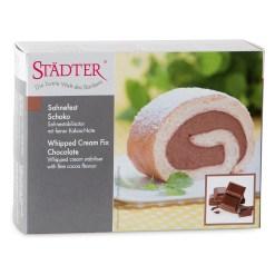 Fromagepulver Chokolade 125g - Städter