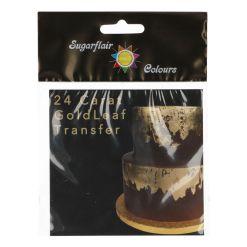 Bladguld 24 Karat - Sugarflair
