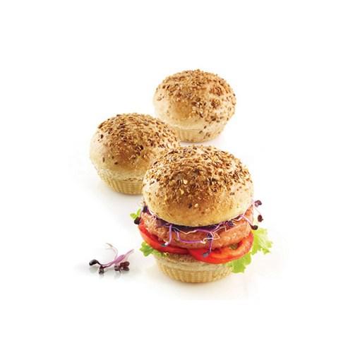 Silikoneform Burger Boller - Silikomart