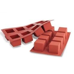 Silikoneform Cube Big - Silikomart