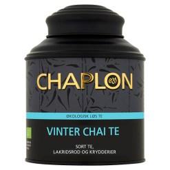 Chaplon Vinter Chai Te Dåse Økologisk - 160 gram
