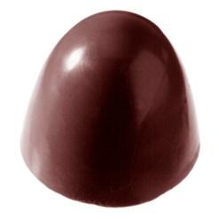 Flødebolleform chokoladeform CW1291 - Chocolate World