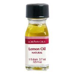 Naturlig Lemon Aroma, 3,7ml - LorAnn