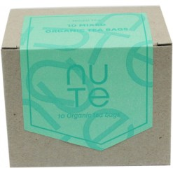 NUTE Mix 10 Te poser