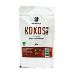 Kokosblomstsukker Ø 400g - Unik Food
