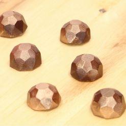 Chokoladeform Diamant Polycarbonat - FunCakes