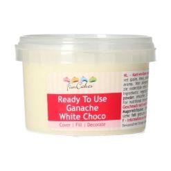 Ganache Hvid Chokolade 260g - FunCakes