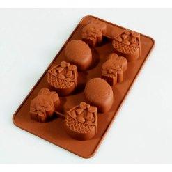 Påske Chokoladeform - Silikone