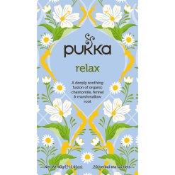 Pukka Te Relax Økologisk - 20 breve