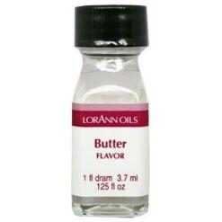 Smør Aroma, 3,7ml - LorAnn
