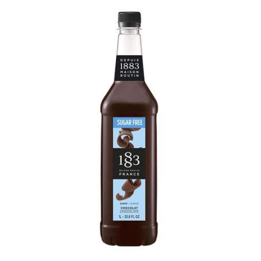 1883 Sirup Sukkerfri Chokolade 1 L